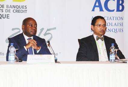 RDC : La BCC et l'ACB déterminées à consolider la stabilité financière en 2016 19