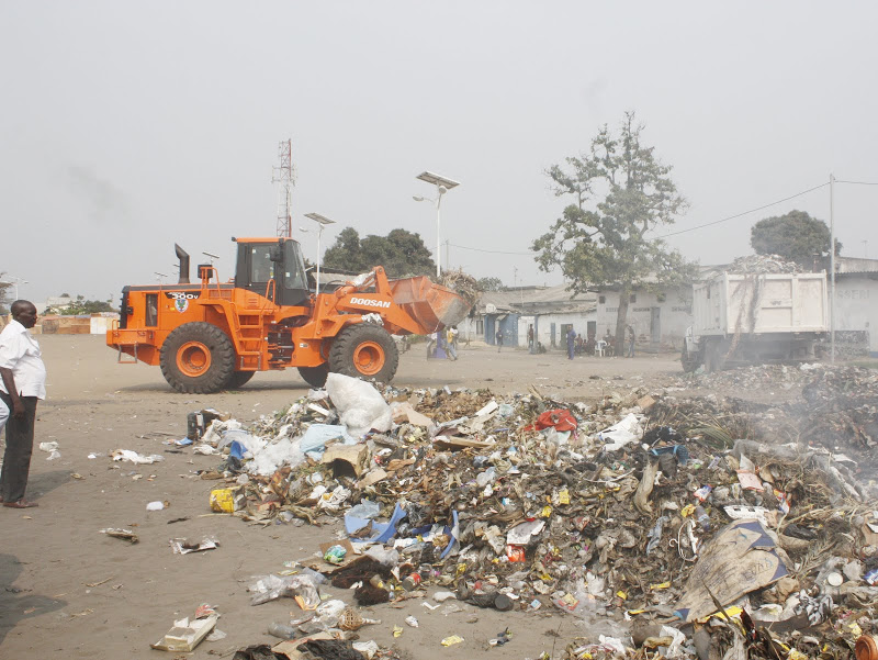 RDC, un projet de 845 M $ pour muer des déchets en énergie électrique