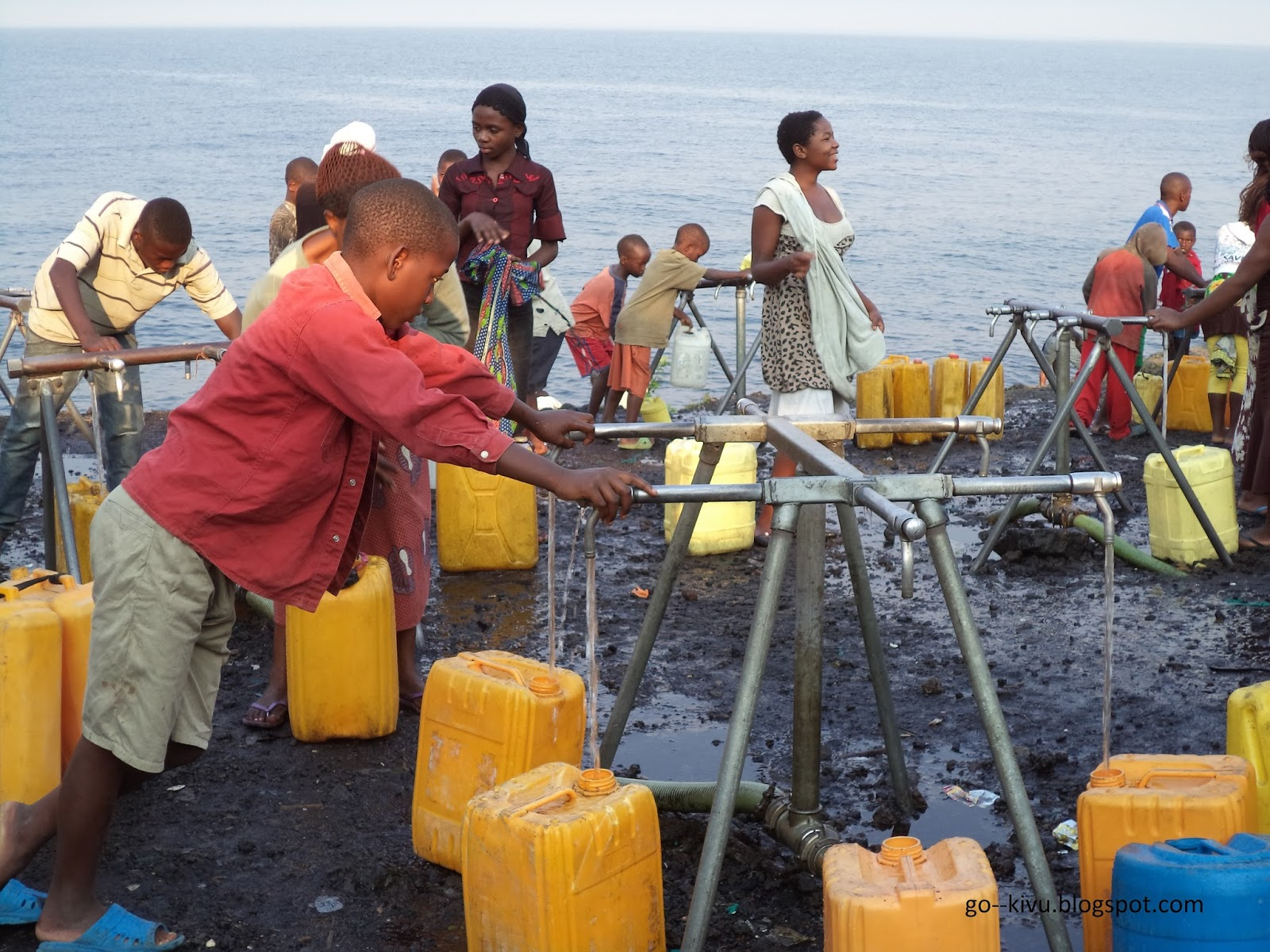 De nouvelles sociétés de distribution d'eau attendues en RDC