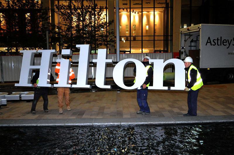 Rdc : Hôtel de Hilton Worldwide ouvre ses portes en 2016 7