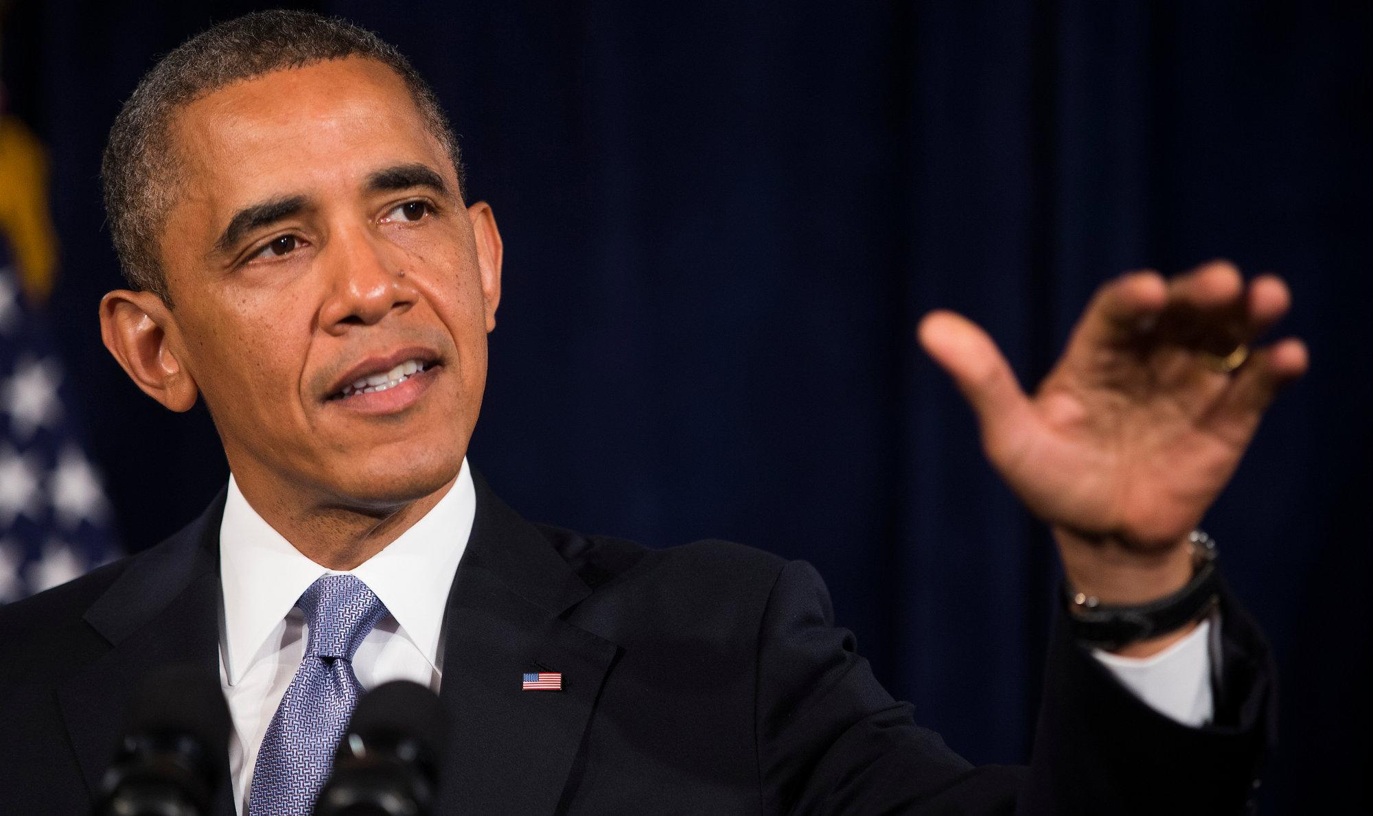 Ebola : Obama appelle le Congrès américain à débloquer un fonds de 6 milliards de dollars