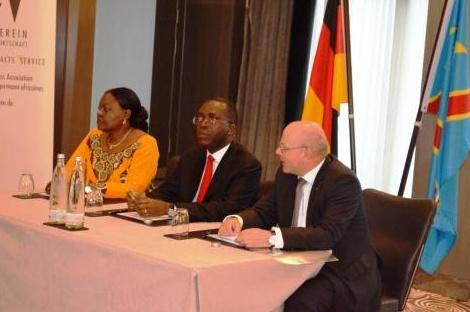 RDC – Allemagne : signature des accords de coopération de 51,2 millions d'euros dans plusieurs secteurs