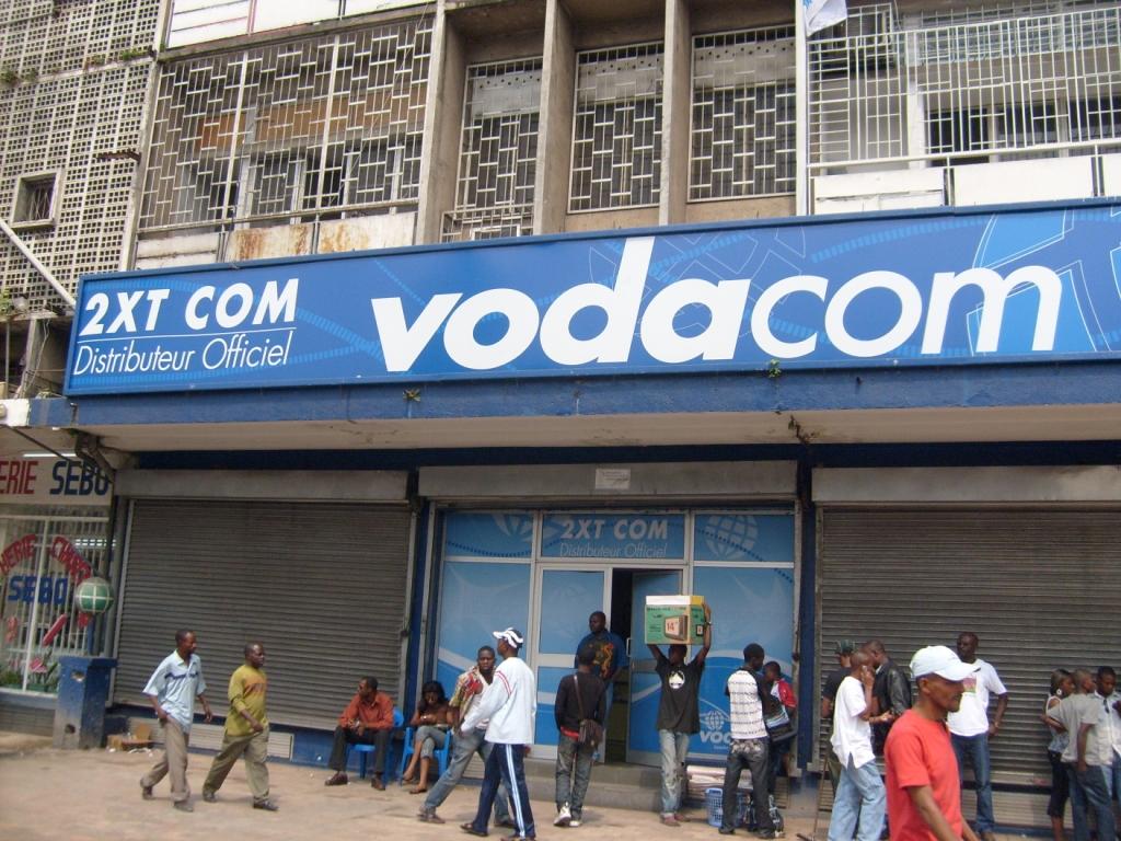 Vodacom Congo lance son mois de partage