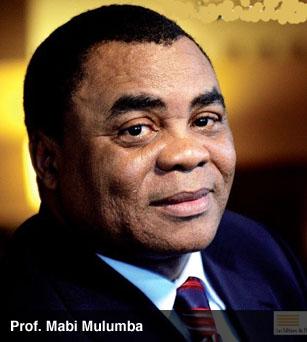 La Rdc a besoin d'une économie de marché pour la production des richesses, dixit Mabi Mulumba