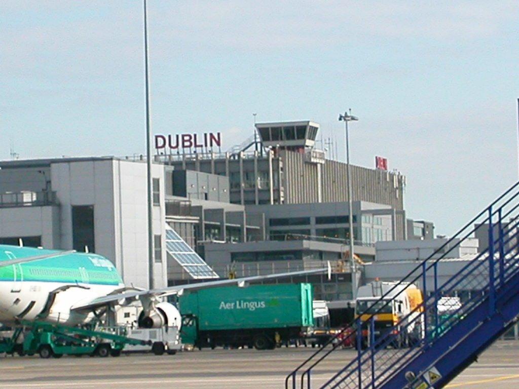 L'A320 de Congo Airways saisi à Dublin à cause d'une créance de l'état !