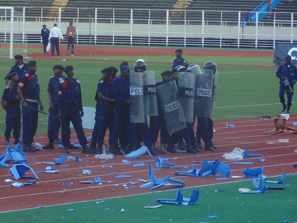 RDC : Linafoot, le DCMP sommé de payer 10 000 USD d'amende !