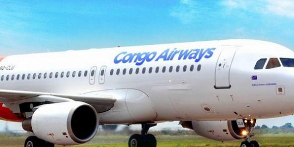 RDC : L'Airbus de Congo Airways cloué au sol à N'Djili pour une panne technique majeure