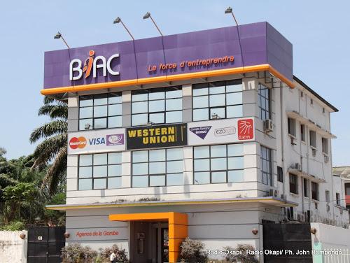 RDC : Pas d'agitation, la BIAC n'est pas en état de faillite ! 7