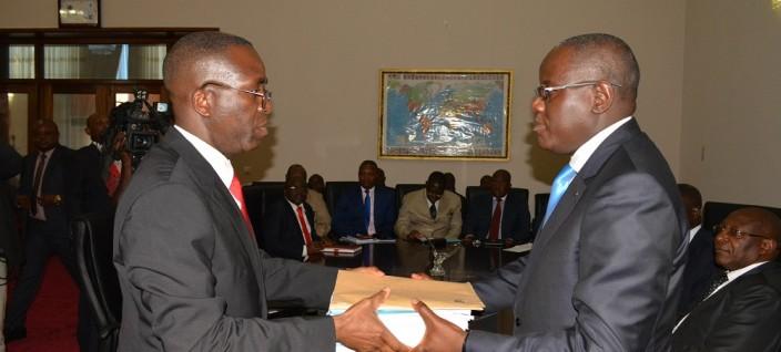 RDC : Bientôt, un collectif budgétaire pour réajuster les prévisions de 2016 1