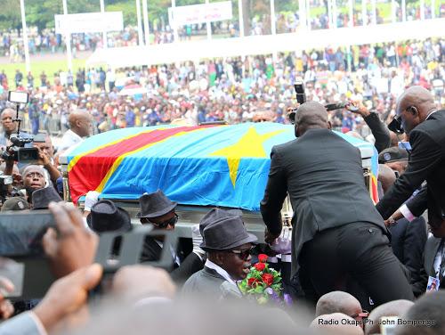 RDC : Les obsèques de Papa Wemba offrent des bonnes opportunités aux commerçants