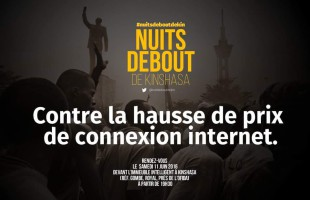 RDC : Vivement la baisse des prix d'internet !