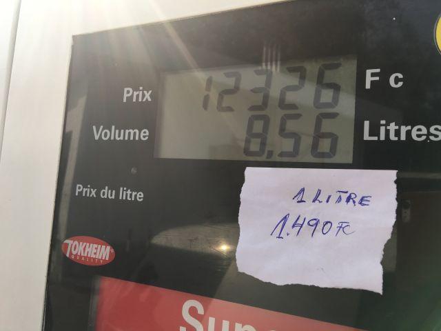RDC : Deux raisons expliquent la hausse de 50 CDF des prix du litre des carburants