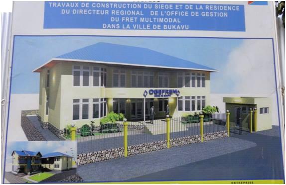 RDC : Ogefrem, le patrimoine immobilier certifié à plus de 100 millions de dollars