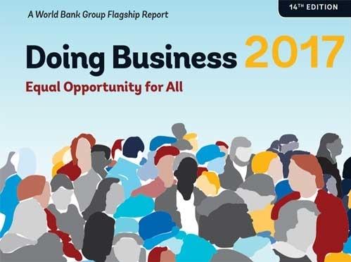 Doing business 2017, la RDC classée 48ème sur 53 économies africaines