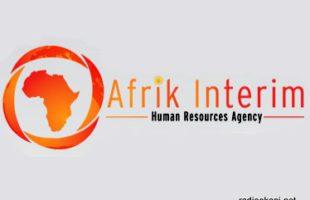 RDC : Afrik Intérim recrute un Gestionnaire Immobilier Adjoint H/F
