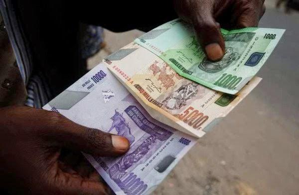 RDC : Voici les causes de la dépréciation accentuée du Franc Congolais !