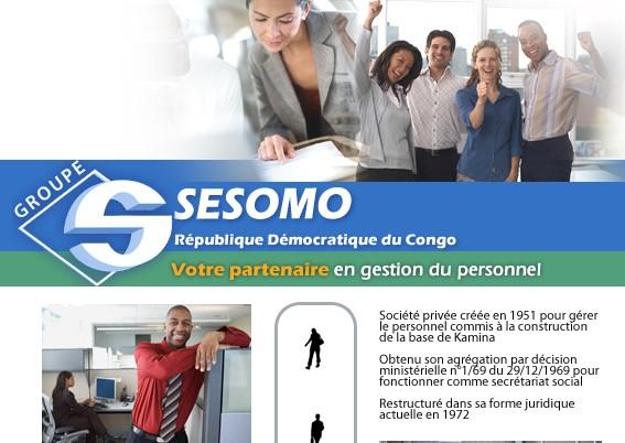 RDC : SESOMO recherche un Responsable Administratif et Financier
