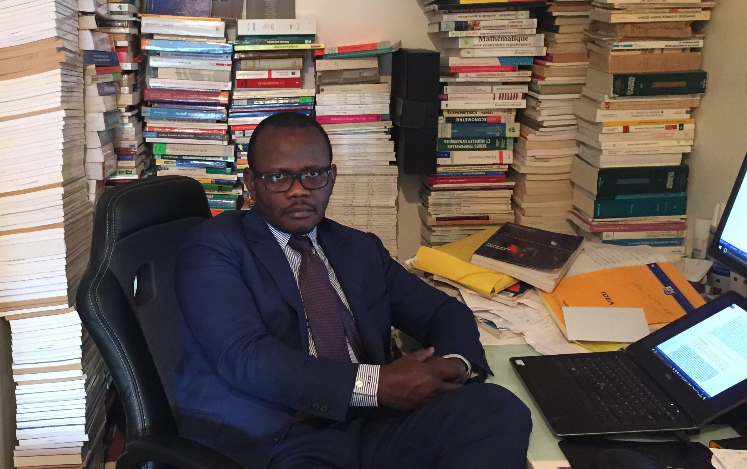 RDC : « Il nous faut une stratégie audacieuse pour l'augmentation du fonds de transition écologique », dixit A. Tcheta-Bampa