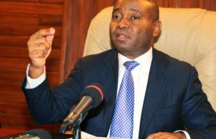 RDC : Déogracias Mutombo présente le rapport de gestion de la Banque Centrale en 2016