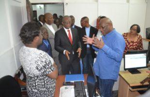 RDC : Budget, Pierre Kangudia motive les agents et cadres à l'excellence !
