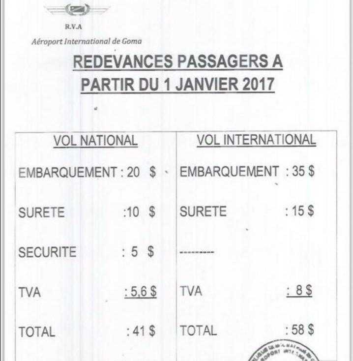RDC : RVA, le DG Bilenge motive la hausse de la « Redevance passagers » [Exclusif] 79