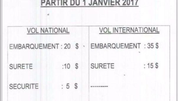RDC : RVA, le DG Bilenge motive la hausse de la « Redevance passagers » [Exclusif]