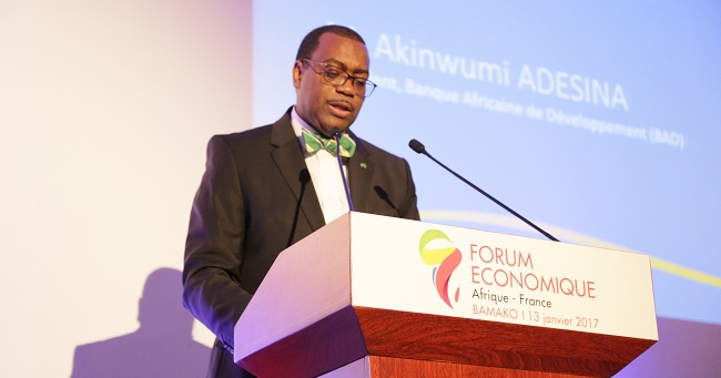 La BAD invite le secteur privé à œuvrer pour la réalisation des cinq priorités de l'Afrique 69