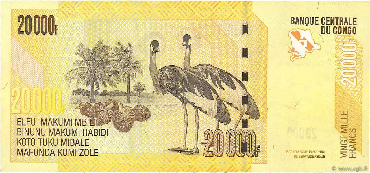 RDC : La BCC démantèle un réseau de contrefacteurs des faux billets de banque !