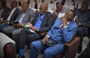 RDC : Sonas, le personnel outillé sur la gestion basée sur les NTIC !