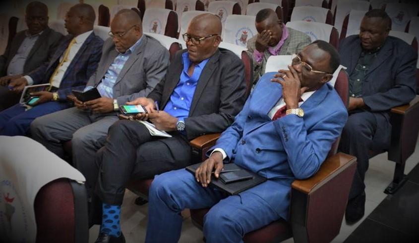 RDC : Sonas, le personnel outillé sur la gestion basée sur les NTIC ! 11