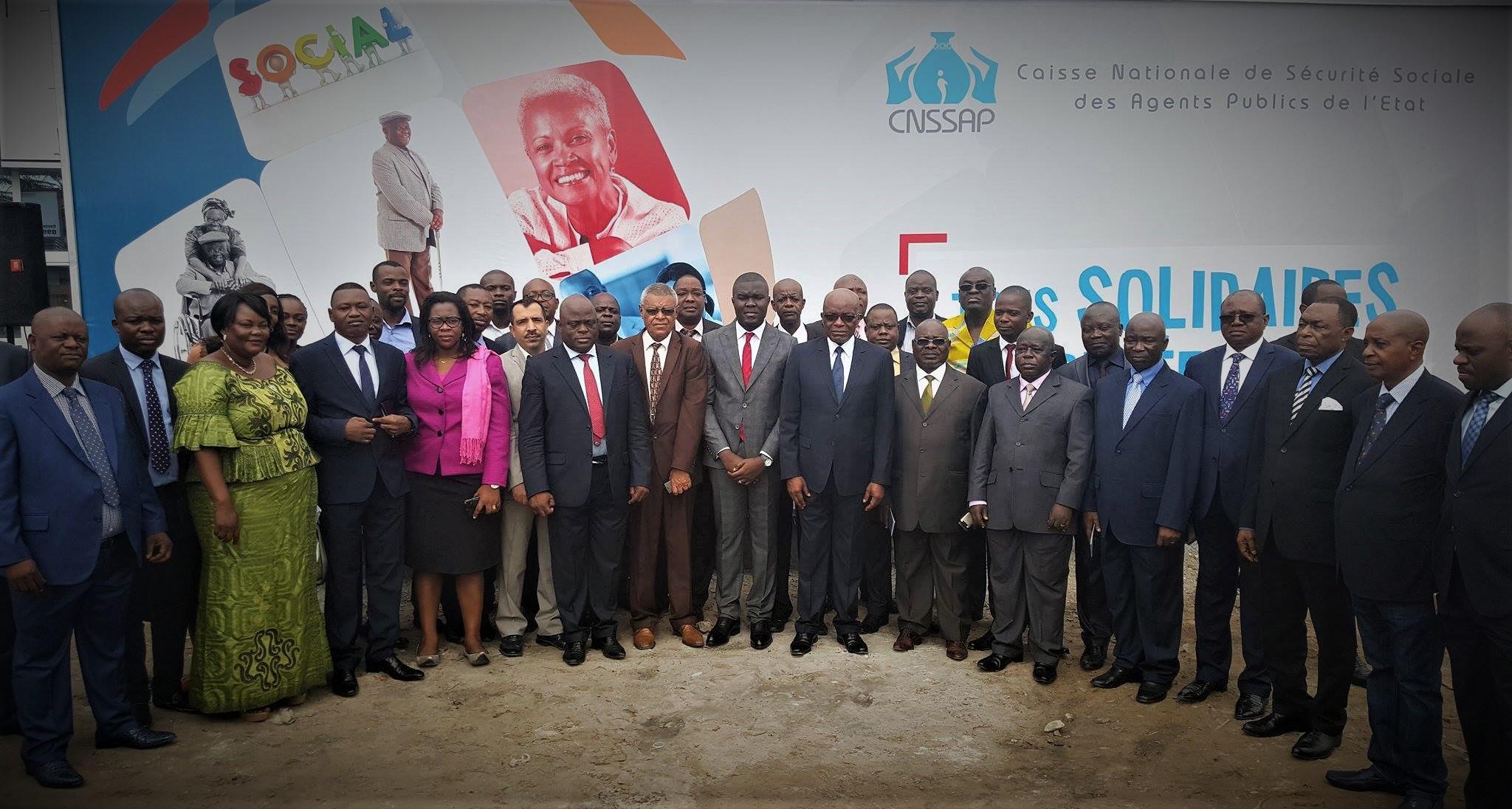RDC : La CNSSAP démarre ses activités à Kinshasa