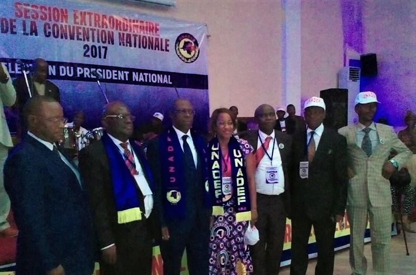 RDC : Christian Mwando prépare l'UNADEF à  la bataille électorale !