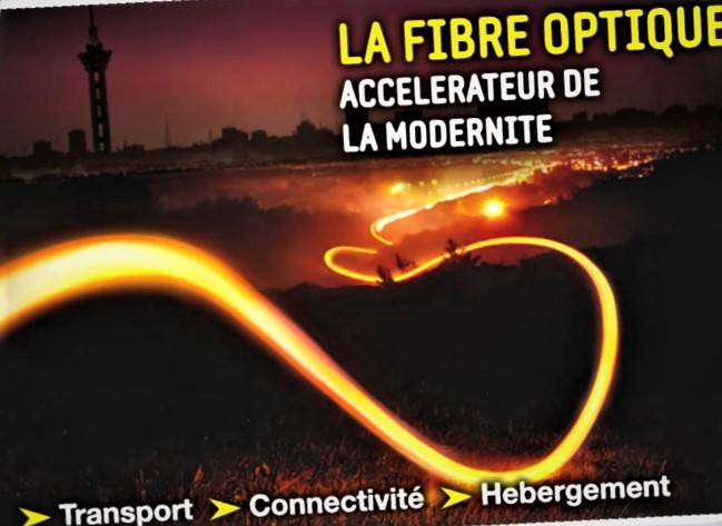 RDC : SCPT, cap sur la fiabilisation du réseau de la fibre optique !