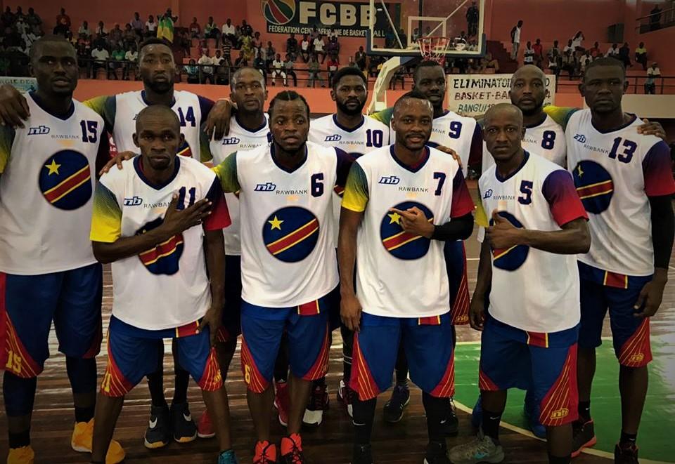 FLASH – AfroBasket, la RDC vient de battre la RCA à Bangui !