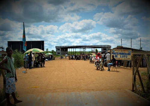 JL. Bekama : « Il faut organiser la frontière de Lufu pour accroître les recettes de l'Etat »