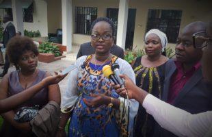 Mimie Engumba Mulongo : «Cette élection traduit l'expression de la démocratie au sein de notre Asbl [Journaliste en Action]»