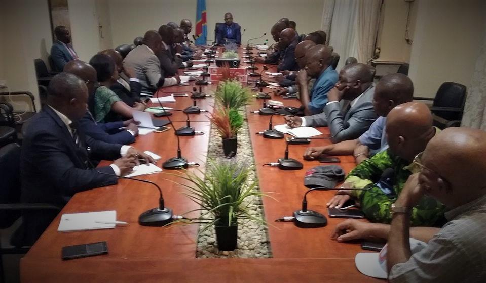 RDC : Rentrée parlementaire, trois priorités pour cette première session hors mandat !