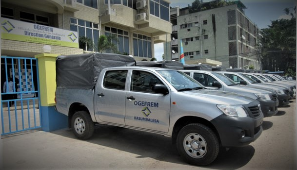 RDC : OGEFREM, le syndicat salue le contrôle fiscal ordonné par Samy Badibanga !