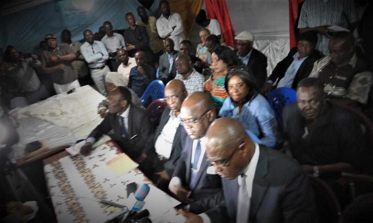 RDC : Le Rassemblement annonce son plan de mobilisation générale