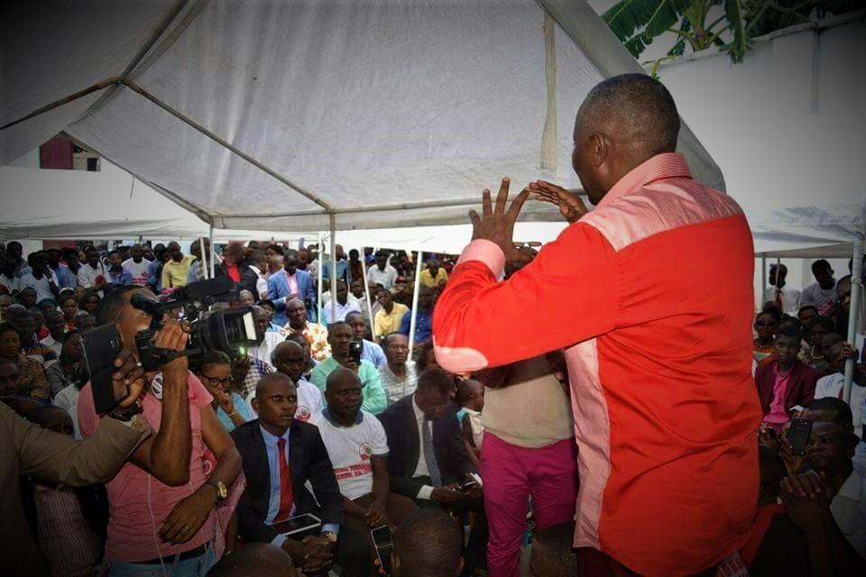 RDC : L'UNC garde le cap et s'organise davantage ! 3