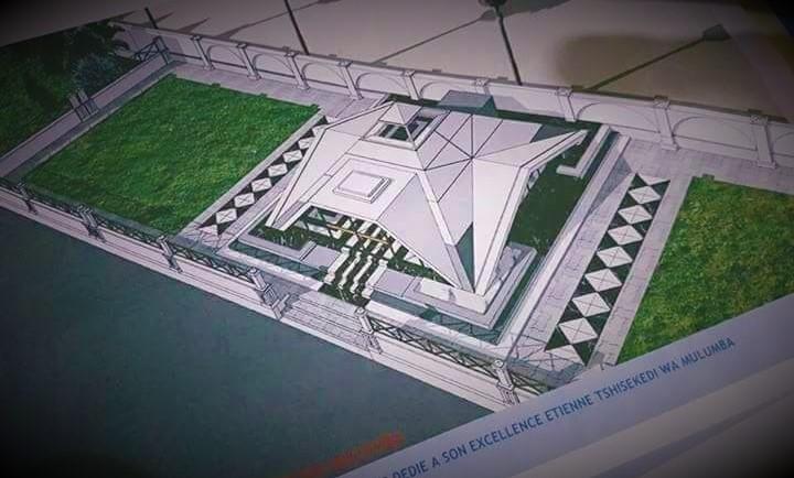 RDC : 250 000 USD pour l'aménagement du mausolée de Tshisekedi !