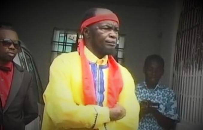 URGENT – Ne Muanda Nsemi vient d'être arrêté par la Police !