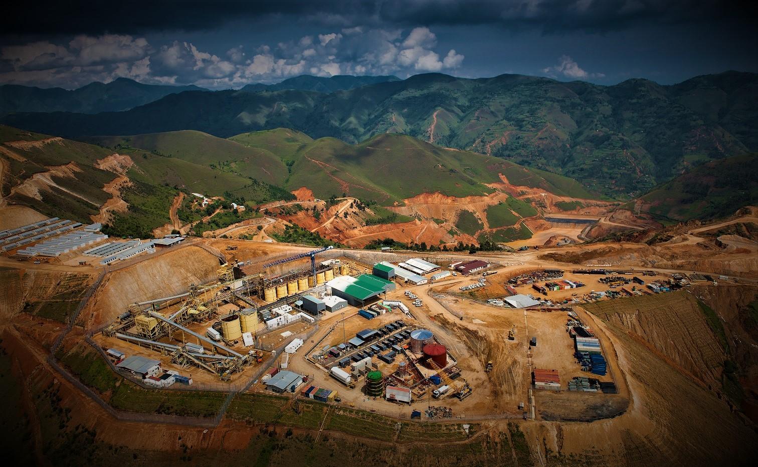 RDC : Twangiza, la production aurifère a baissée de 13% au premier trimestre 2017