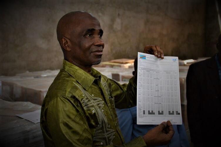 RDC : EPSP, le Ministre Musemena réuniformise les bulletins pour élèves