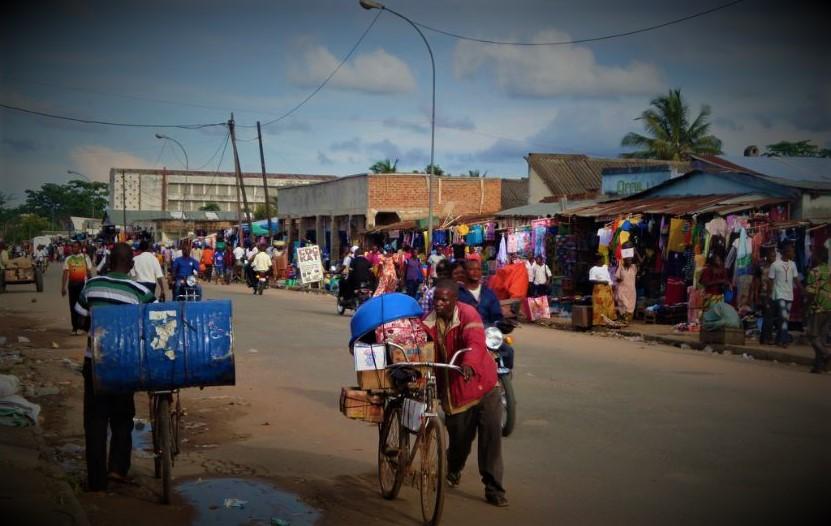 RDC : Hausse des prix de produits alimentaires sur le marché à Kananga