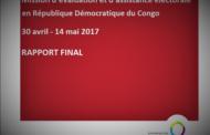 RDC : La CENI confrontée à une incertitude budgétaire [Rapport OIF]
