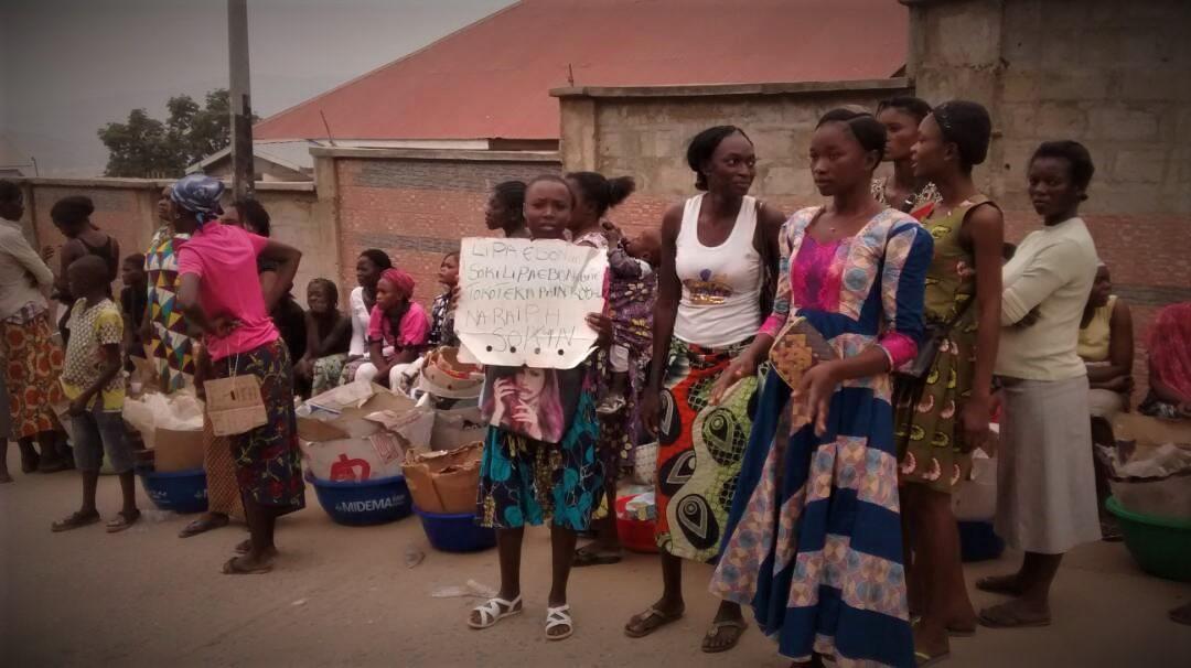 Matadi : Des revendeuses protestent contre la réduction du grammage du Pain ! 11