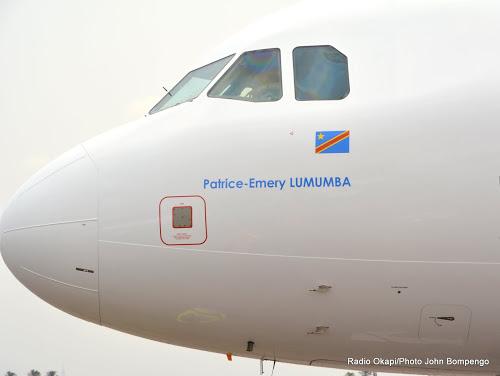 RDC : Olive Lembe voyage à bord du régulier de Congo Airways pour Lubumbashi !