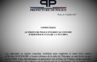Paris: Concert de Watanabe annulé, 3 présumés auteurs des violences interpellés! [Vidéo]