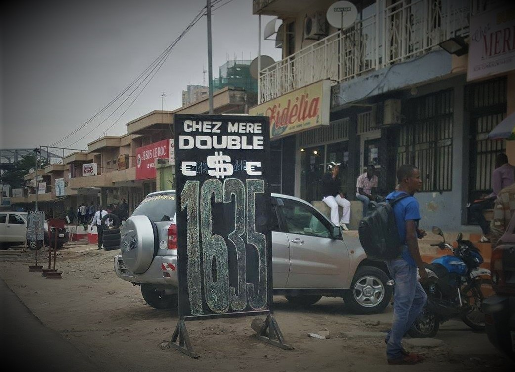 RDC : Le taux de change tend vers 1 650 CDF le Dollar US à Kinshasa !
